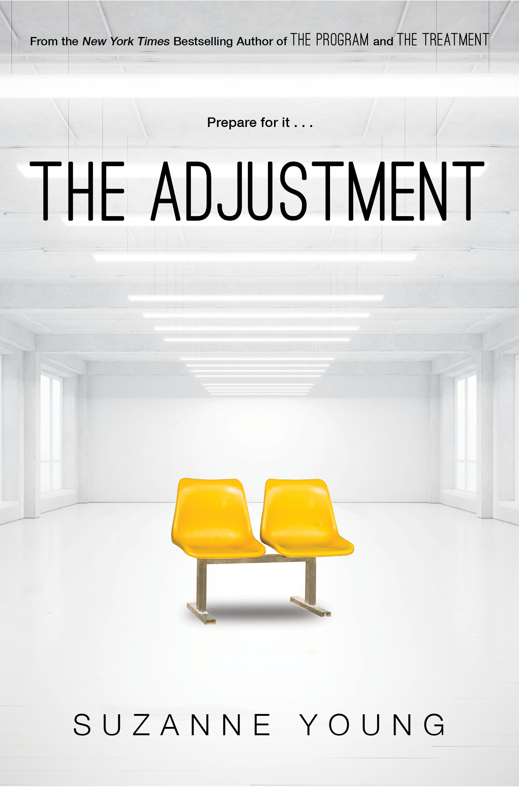 spring 2017 cover reveals day 3 the adjustment by suzanne young