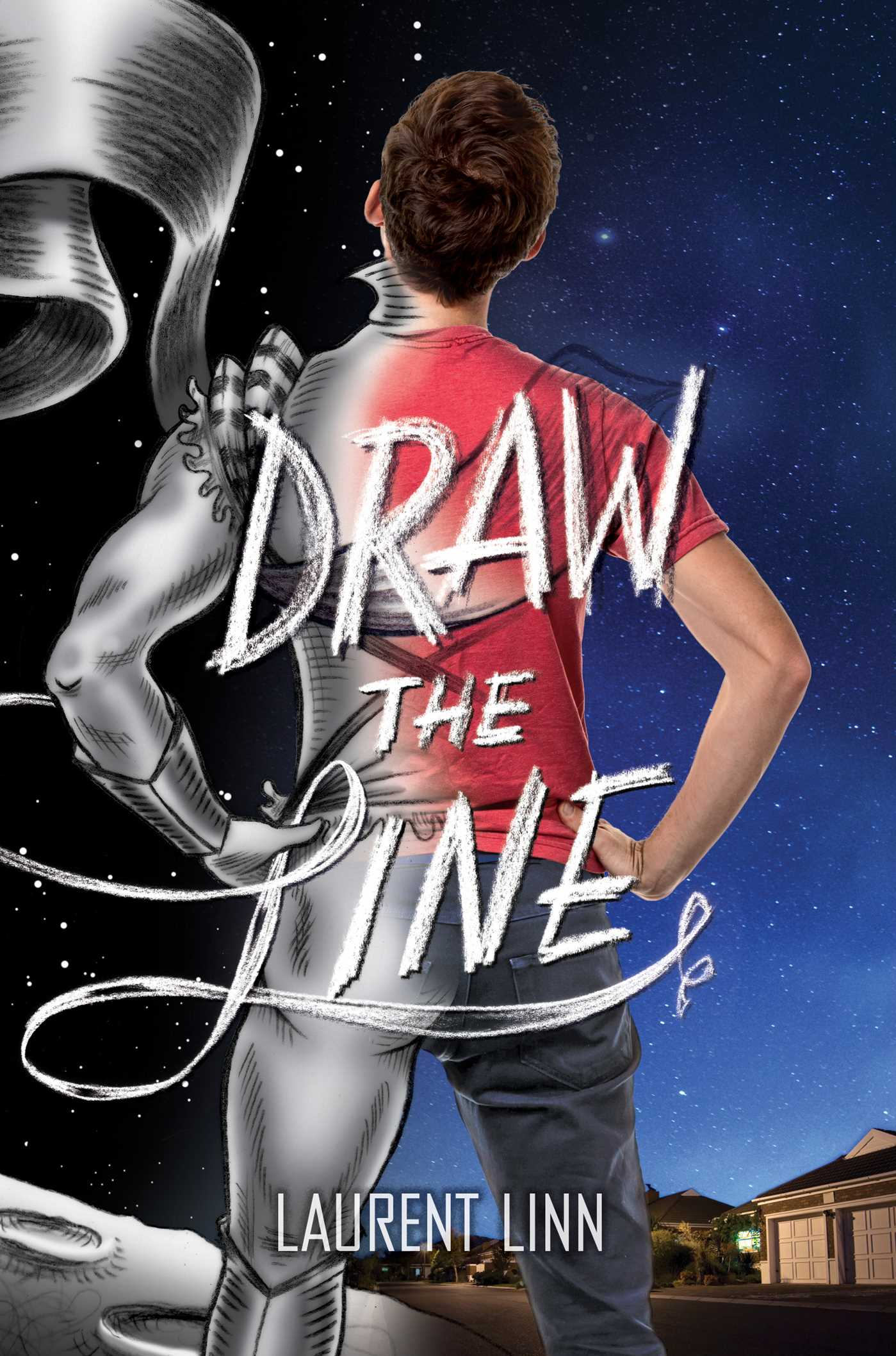 Read the extended excerpt ofDraw the Line by Laurent Linn!