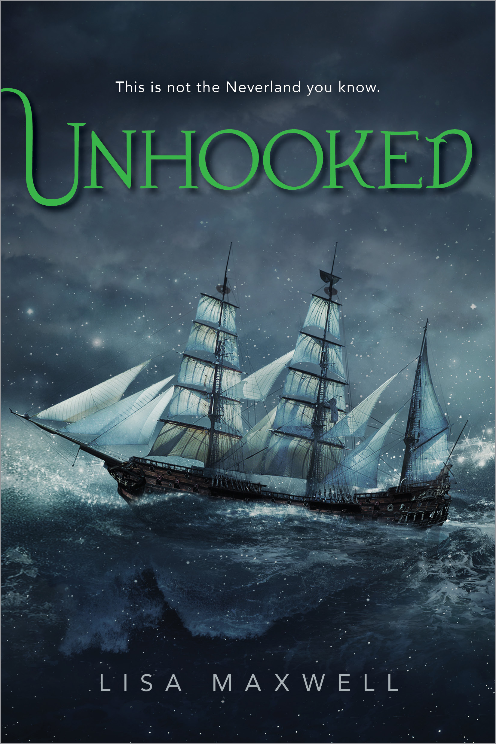 Read the extended excerpt ofUnhooked by Lisa Maxwell!