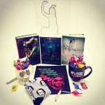 The Ghoulish Giveaway!!