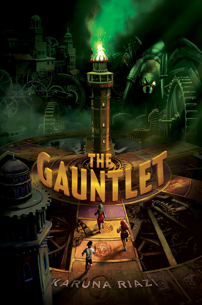 THE-GAUNTLET