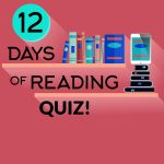 Which 12 Days of Reading Book Should You Read First?