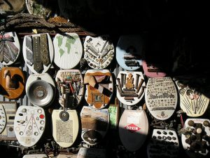 Riveted - Toilet seat museum