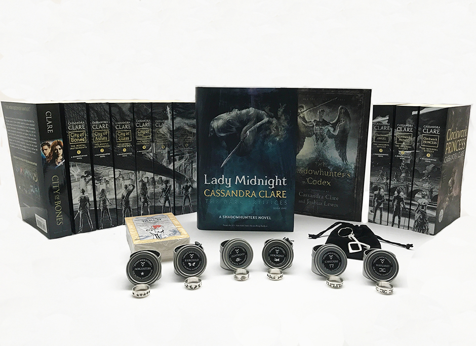 Ultimate Shadowhunter Prize Pack