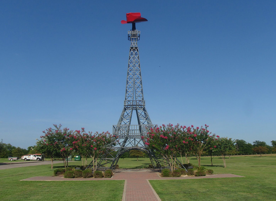 Texas Eiffel tower