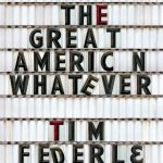 Signed Great American Whatever Giveaway!