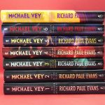 The Michael Vey Series Prize Pack Giveaway!