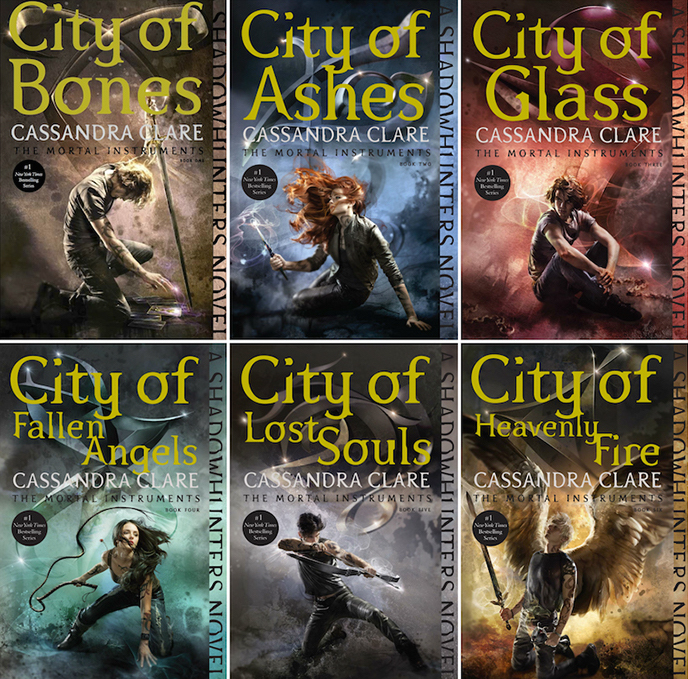 Novel City Of Ashes Pdf