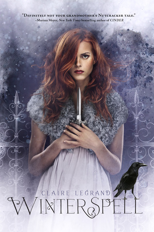 Winterspell by Claire LeGrand