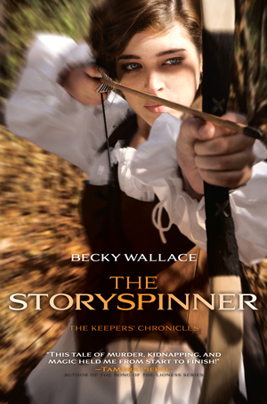 The Storyspinner by Becky Wallace