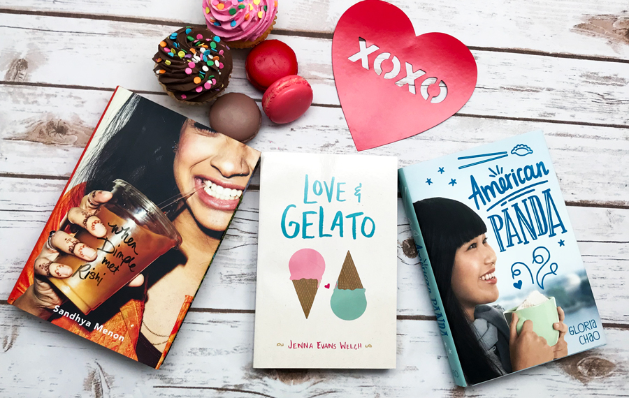 8 Delicious YA Covers Featuring Food!