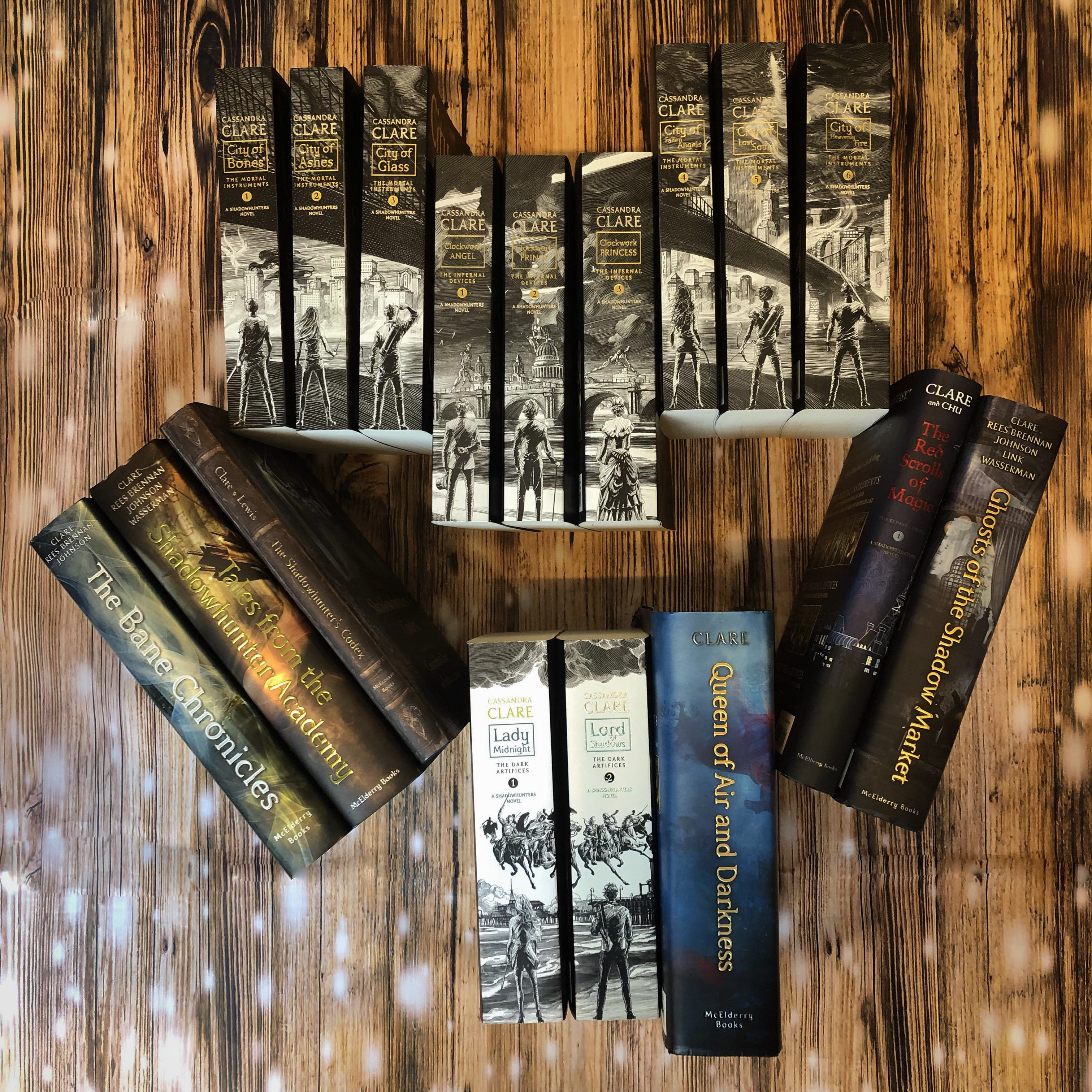 Cassandra Clare Books in Order: 4 Ways to Enter the