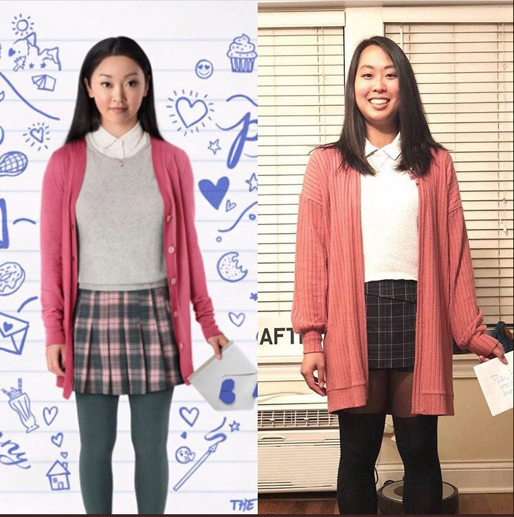 the lara jean halloween costumes we are obsessed with