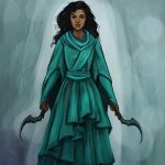 Our Favorite Fan Art from Neal Shusterman's Arc of Scythe Series