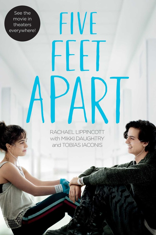 The Five Feet Apart Movie Tie In Cover Is Here And You Can Get This Edition February 5th