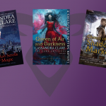 Year of the Shadowhunter: All the Cassandra Clare Books Coming Out in 2019