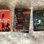 Enter the Thrilled for Thrillers Sweepstakes