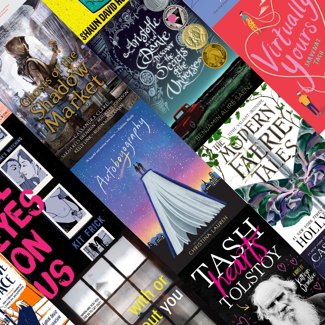 Every Book You Can Read For Free on Riveted by Simon Teen in June 2019