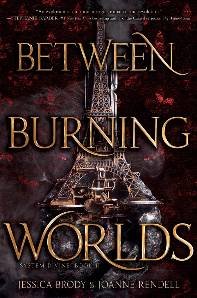 Between Burning Worlds