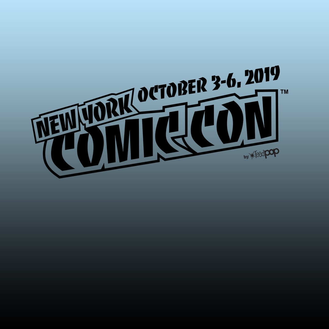 Everything Happening with Riveted by Simon Teen at New York Comic Con 2019
